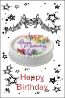 Happy Birthday card 004